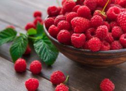 raspberry ketone et fete fin annee